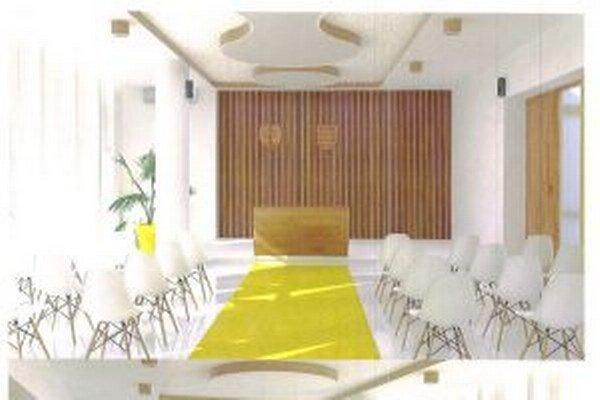 Tepličania sa dočkajú aj novej svadobnej siene. ARCHÍV MESTO TR