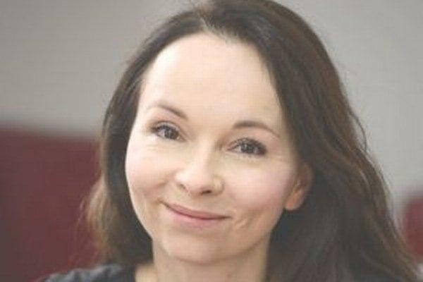 Monika Michnová, programová riaditeľka festivalu Dotyky a spojenia.