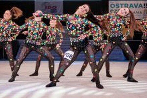 Capri-Sonne Dance Attack. Tanečníci budú bojovať o miestenky na zahraničné súťaže.