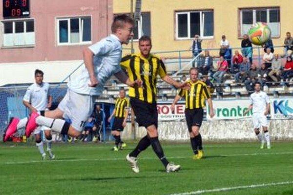 Rado Ďanovský už strelil 31 gólov, presadí sa aj proti Kremničke.