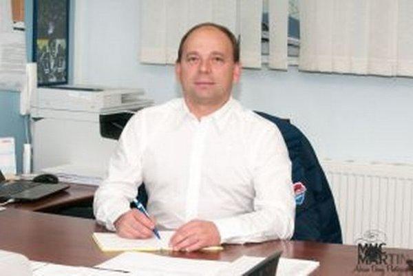 Milan Murček, riaditeľ MHC Martin.