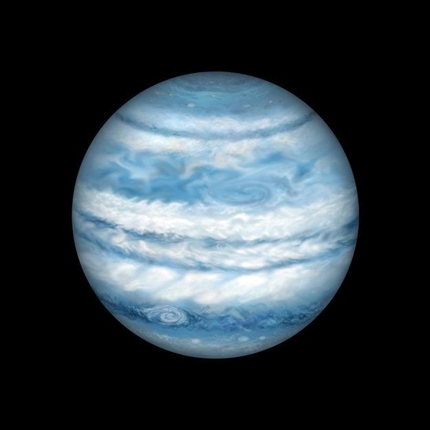 Exoplanéta Kepler-1647b