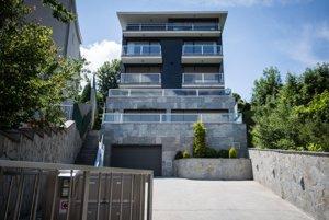 Dom na ulici Lovinského 33/C.