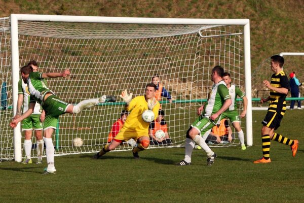Piatu ligu vyhrala v tejto sezóne Turčianska Štiavnička.