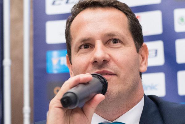 Martin Kohút je nový prezident SZĽH.
