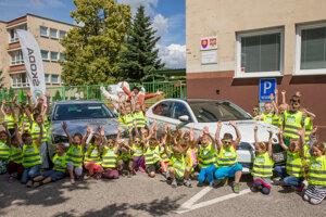 Škoda rozširuje projekt Škoda hrou aj na predškolákov