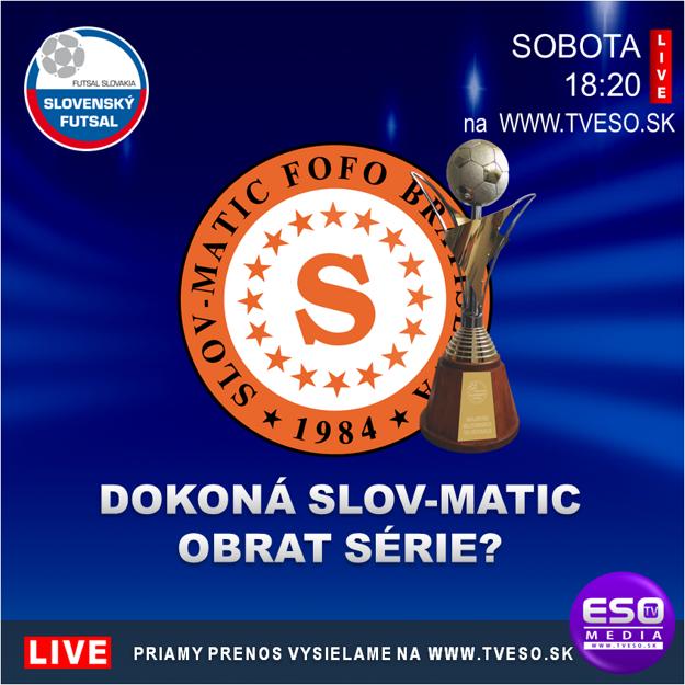 Slov-Matic síce zmazal stratu 0:2 na zápasy, rozhodujúci duel však lepšie zvládol mestský rival.