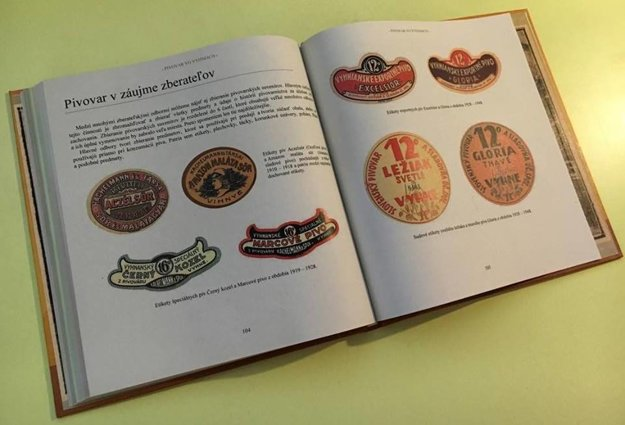 Nechýba ani unikátna zbierka plechoviek či etikiet z jednotlivých období pivovaru.