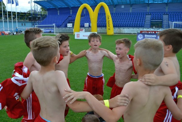 McDonalds Cup 2016. Finále v Poprade