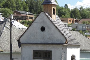 Kaplnka sv. Jána Nepomuckého.