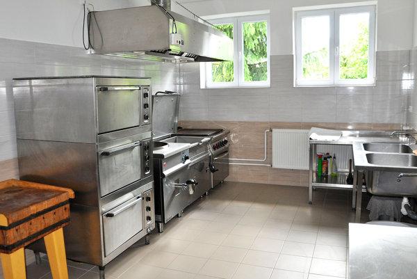 Rekonštrukcia kuchyne stála viac ako 20-tisíc eur.