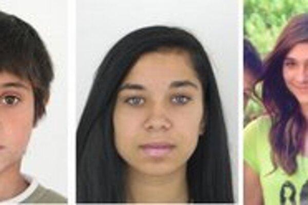 Všetky tri tínedžerky už našli.