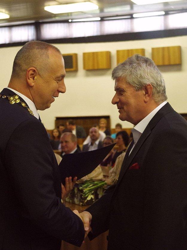 Umelecký vedúci Michal Bróska