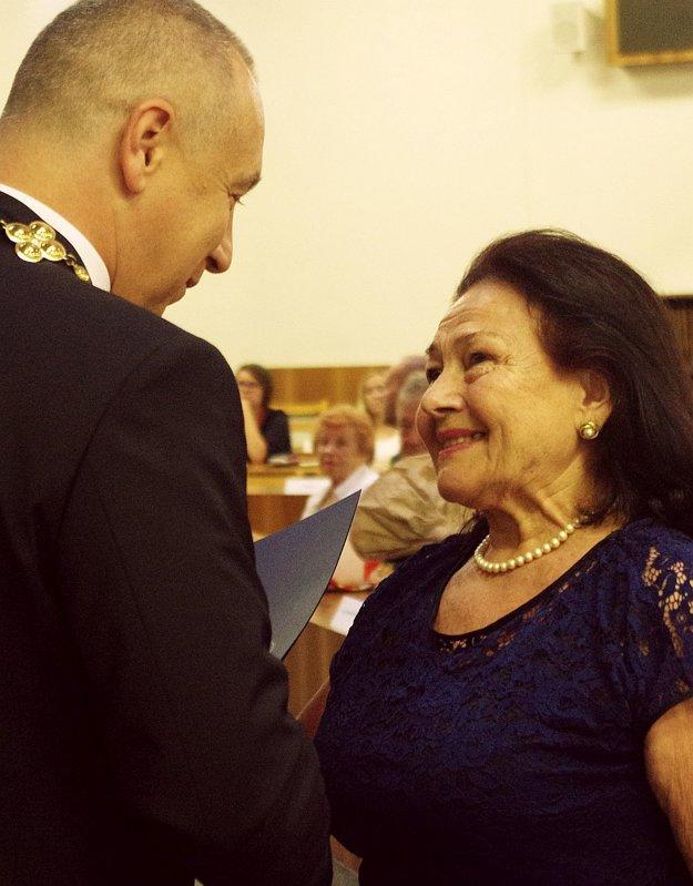 MUDr. Ľudmila Kudlová