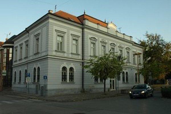 Okresný  súd v Trnave.