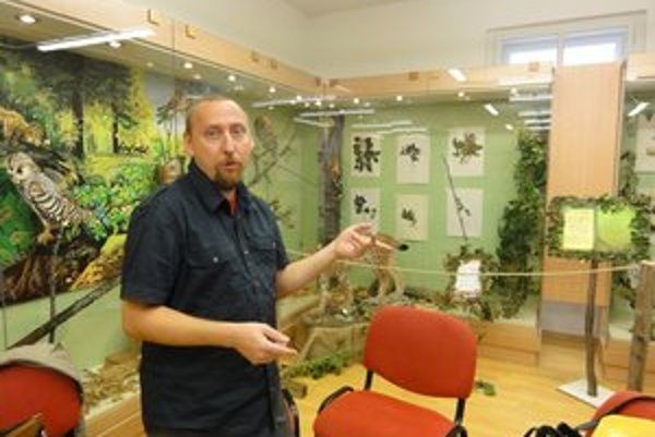 Výstava Lesy Európy potrvá do 30. novembra.