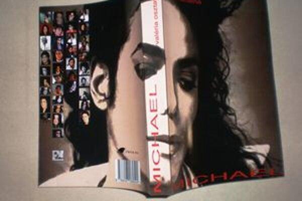 Publikácia o Michaelovi Jacksonovi z pera Novozámčanky.
