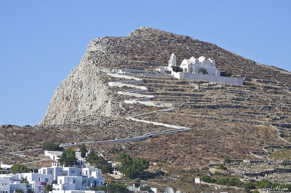 Folegandros, Grécko