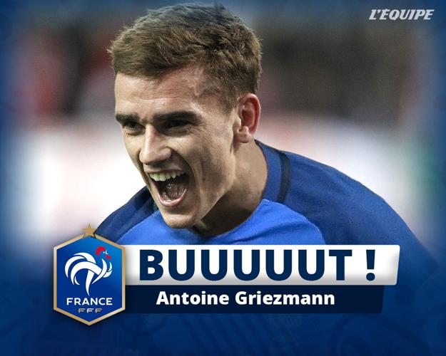Po hodine hry začal úradovať Antoine Griezmann.