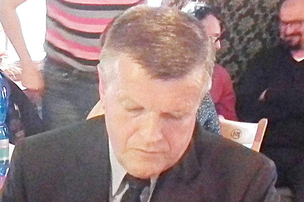 Pavol Melišík vystriedal Petra Prešnajdera.