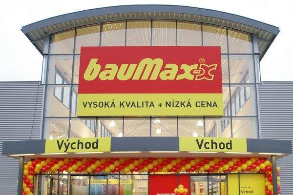 Predajne BauMaxu na Slovensku končia.