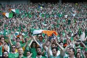 Írski fanúšikovia sú vzorom pre mnohých.