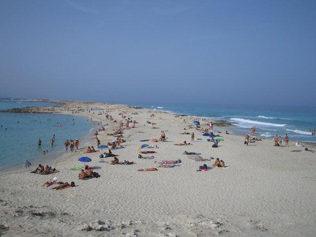 Ostrov Ibiza, Španielsko
