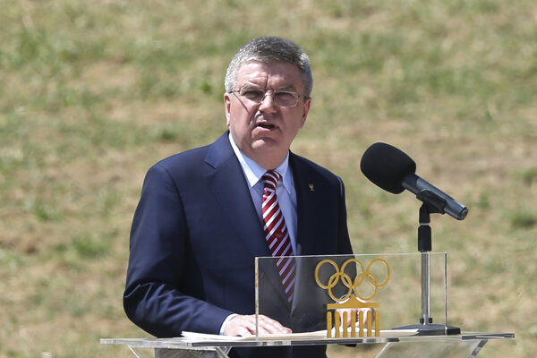 Šéf Medzinárodného olympijského výboru nevylučuje, že Rusko bude úplne vylúčené.