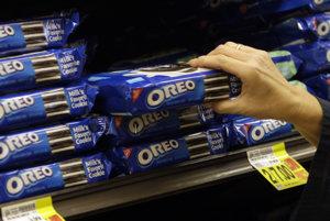 Spoločnosť Mondelez International vyrába napríklad cukrovinky Oreo. Teraz plánuje prebrať svojho rivala.