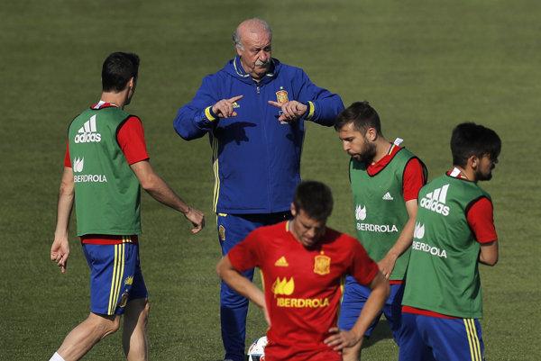 Vicente del Bosque už Španielov nepovedie.