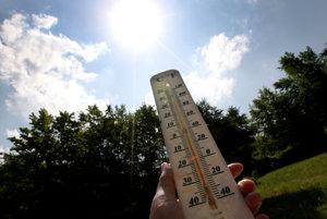 Teploty na teplomery počas marcových dní skáču.