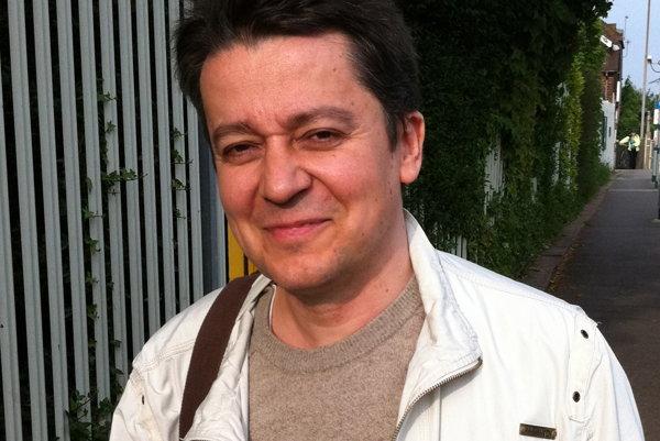 Juraj Briškár.