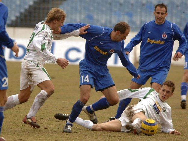 Zahral si aj v najzvučnejšom slovenskom klube.