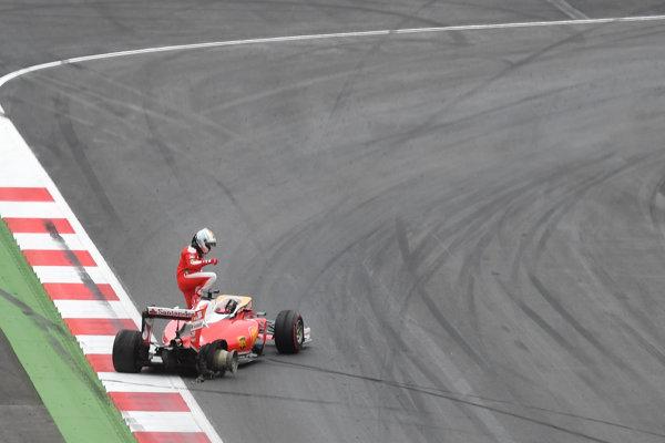 Sebastian Vettel sa už pripravuje na novú sezónu.
