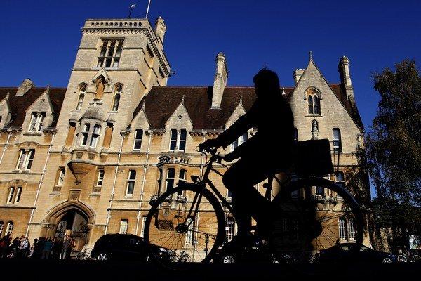 Univerzita v Oxforde patrí medzi najvychytenejšie na svete.