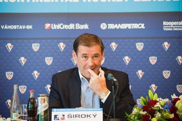 Podnikateľ Juraj Široký