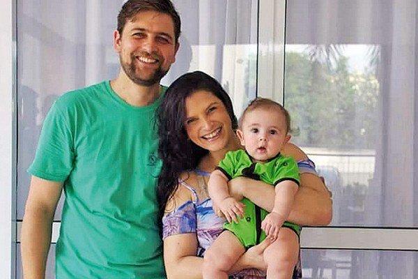 Ján Kožička s rodinou v Brazílii