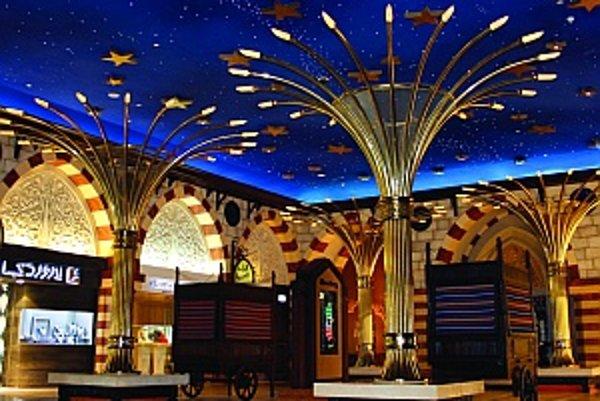 Zlatý trh je lákadlom Dubaja