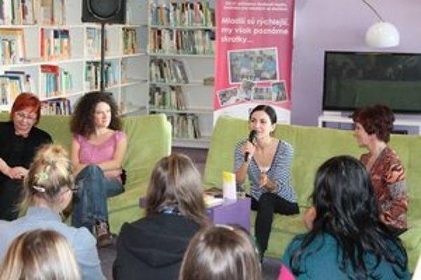 Podujatia v knižnici sa tešia záujmu najmä detských čitateľov.