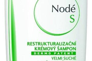 Šampón Nodé S pre suché a oslabené vlasy jemne čistí a rešpektuje prirodzenú rovnováhu vlasovej pokožky, Bioderma 13,69 €