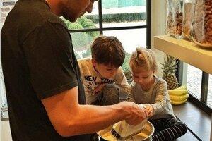 Tom Brady s deťmi