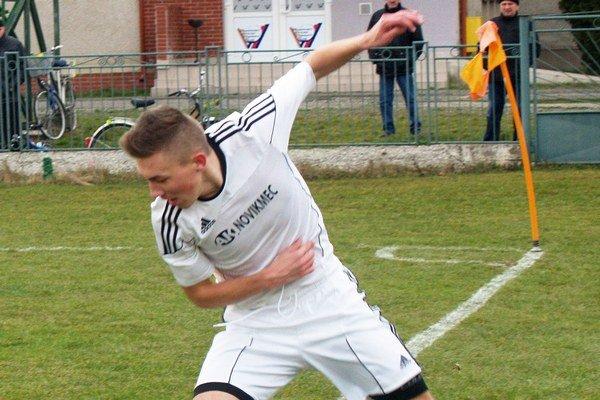 Tomáš Boháč. Postaral sa o tretí gól Vranova.