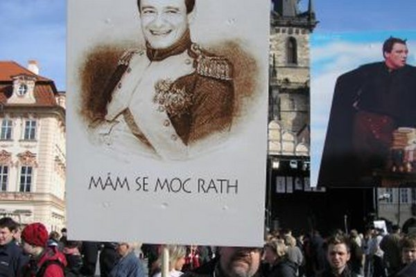 Davida Ratha v Česku odsúdili za korupciu na osem a pol roka.