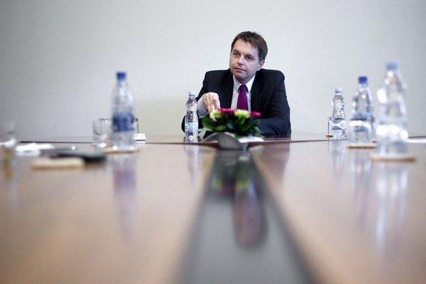 Minister financií Peter Kažimír návrhom nového rozpočtu neprekvapil.
