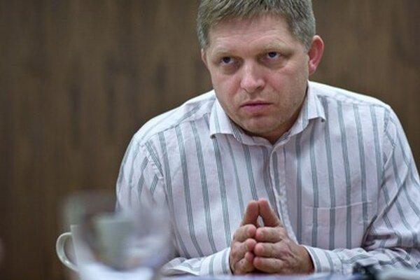 """Robert Fico v apríli hovoril, že dosah ekonomických sankcií by pre Slovensko mohol byť """"brutálny""""."""