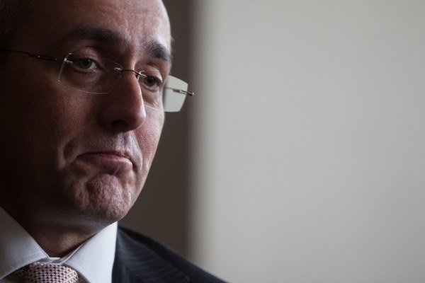 Minister spravodlivosti Tomáš Borec (nominant Smeru).