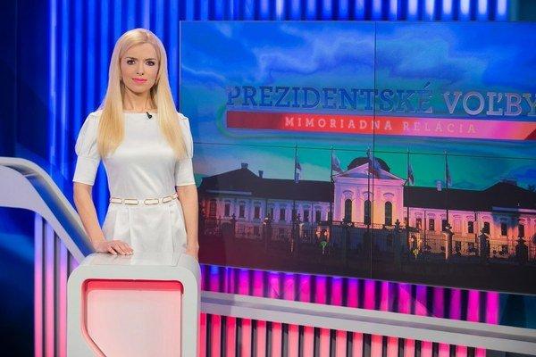 Televízia Markíza náročnú úlohu moderátorky zverila znovu Zlatici Puškárovej.