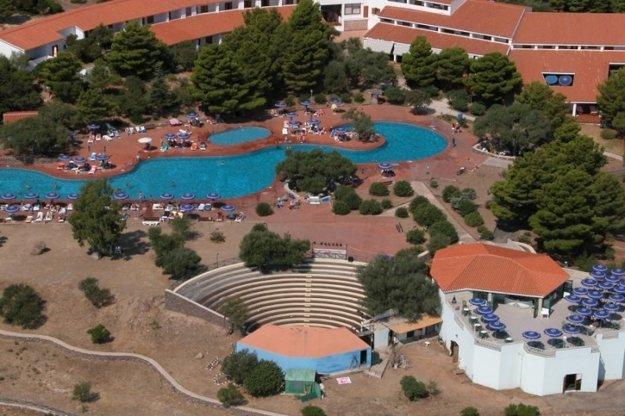 Hotel Palmasera Village Resort(4*), Taliansko, Sardínia