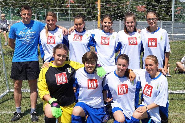 Z oravských účastníkov skončili najvyššie domáce dievčatá Oravskej Jasenice.