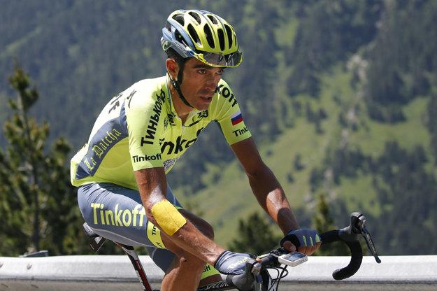 Contador bude mať pravdepodobne poslednú možnosť triumfovať na Tour.